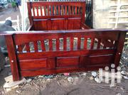 New 5 by 6 Strong Bed | Furniture for sale in Central Region, Kampala