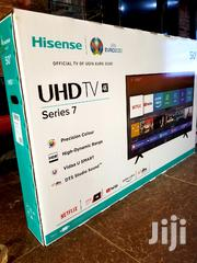 50inches Hisense Smart UHD 4k TV | TV & DVD Equipment for sale in Central Region, Kampala