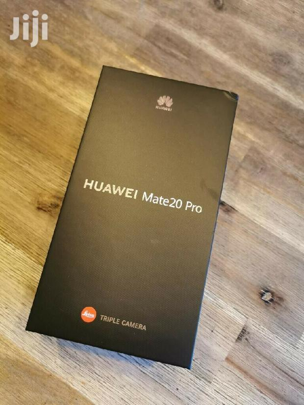 Archive: New Huawei Mate 20 128 GB