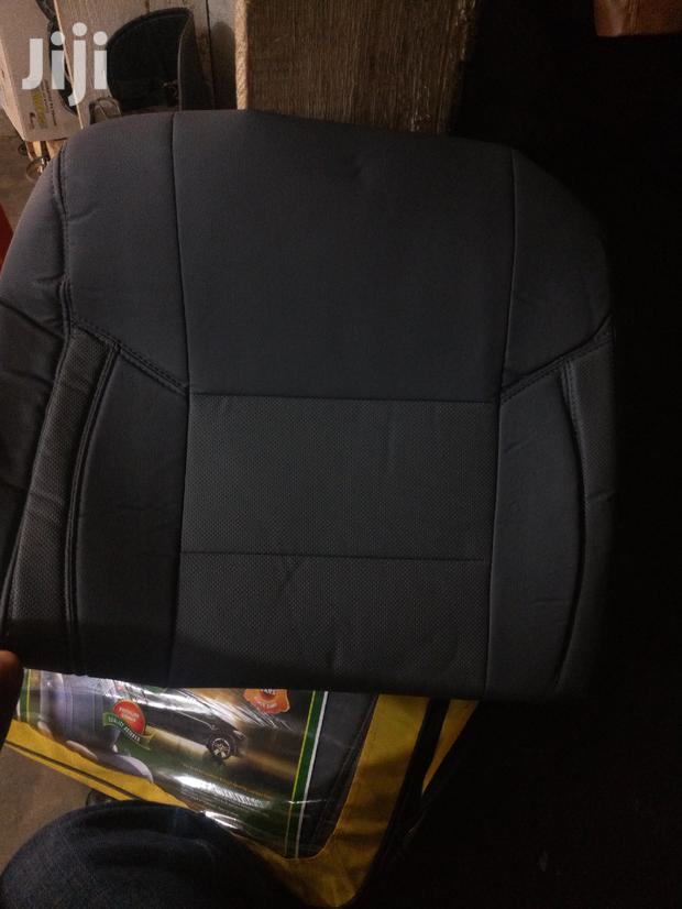 Black Seatcovers