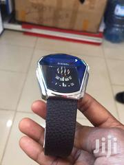 Diesel Leather Strap | Watches for sale in Central Region, Kampala