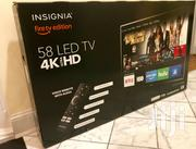 """NEW Insignia 58"""" LED 2160p UHD TV W/ HDR, Fire TV Edition 