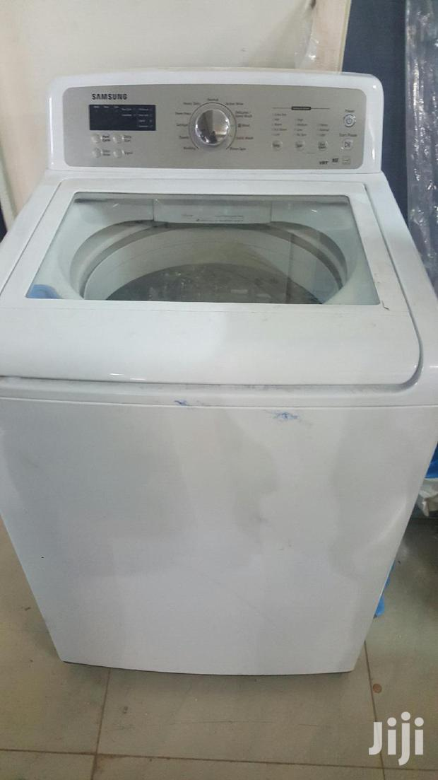 Archive: Commercial Samsung Washing Machine