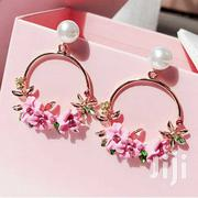 Pearl Flower Earrings | Jewelry for sale in Central Region, Kampala