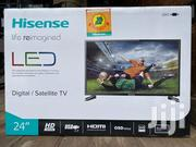 Hisense Led Digital Full Hd Slim Flat Screen Tv 24 Inches | TV & DVD Equipment for sale in Central Region, Kampala