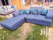 Blue L Shaped Sofa | Furniture for sale in Central Region, Kampala
