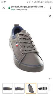 Canvas Lase-Up Plimsoll Shoe. | Shoes for sale in Central Region, Kampala