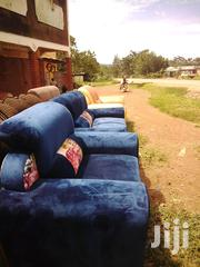 Blue Sofa for Sell | Furniture for sale in Central Region, Kampala