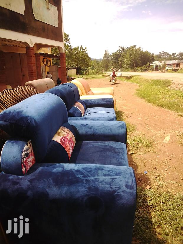 Blue Sofa for Sell