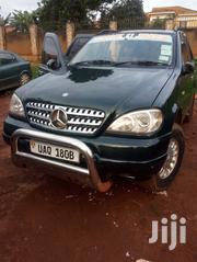 Mercedes-Benz M Class 2001 Green | Cars for sale in Central Region, Kampala