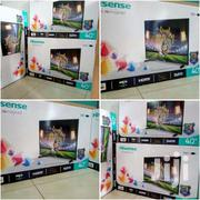 40 Inches Hisense Smart Brand New Flat Screen TV | TV & DVD Equipment for sale in Central Region, Kampala