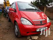 Mercedes-Benz A-Class 1998 Red | Cars for sale in Central Region, Kampala