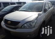 Toyota Harrier 2006 Gold   Cars for sale in Central Region, Kampala