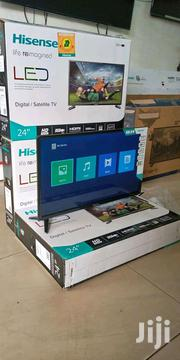 Hisense LED Digital Satellite TV 24 Inches | TV & DVD Equipment for sale in Central Region, Kampala