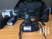 Canon EOS 60D With 3 Great Lenses and All Other Accessories | Photo & Video Cameras for sale in Central Region, Kampala