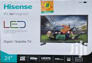 Hisense Digital Full HD Flat Screen TV 24 Inches | TV & DVD Equipment for sale in Central Region, Kampala