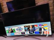 55inches Samsung Curve Smart Tv | TV & DVD Equipment for sale in Central Region, Kampala