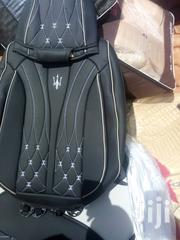 Designed Black Seat Covers | Vehicle Parts & Accessories for sale in Central Region, Kampala