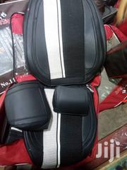 Seat Covers White Black | Vehicle Parts & Accessories for sale in Central Region, Kampala