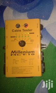 Cable Tester Millenium MCT 10 | Accessories & Supplies for Electronics for sale in Central Region, Kampala