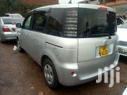 Toyota Sienta 2000 Silver | Cars for sale in Central Region, Kampala