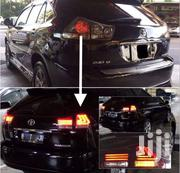 Harrier New Shape Tail Lights Pair | Vehicle Parts & Accessories for sale in Central Region, Kampala