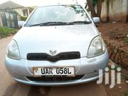 Toyota Vitz 1999 Silver   Cars for sale in Central Region, Kampala