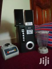 Bluetooth Speaker With A Free Blender. | Audio & Music Equipment for sale in Central Region, Mukono