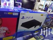 Ps4 Slim Chipped And FIFA 20 Installed | Video Game Consoles for sale in Central Region, Kampala