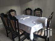 Dining Table With 6 Chairs | Furniture for sale in Central Region, Kampala