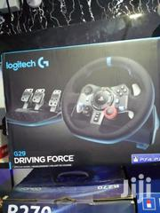 Brand Logitech Driving Force | Video Game Consoles for sale in Central Region, Kampala