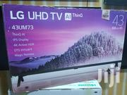 LG 43inch Smart UHD 4k TV | TV & DVD Equipment for sale in Central Region, Kampala