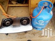 Shell 12kg Gas Cylinder With Gas And Two Stove Coooker Full Set. | Kitchen Appliances for sale in Central Region, Kampala