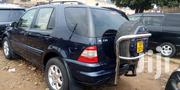 Mercedes-Benz M Class 2002 Black | Cars for sale in Central Region, Kampala