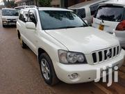 Toyota Kluger 2004 White | Cars for sale in Central Region, Kampala