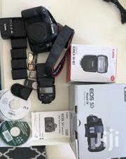 Canon EOS 5D Mark IV 30.4MP Digital SLR Camera - Black With Flash | Photo & Video Cameras for sale in Central Region, Sembabule