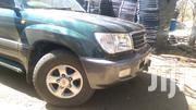 Toyota Land Cruiser 1999 HDJ 100 Green | Cars for sale in Central Region, Kampala