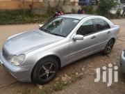 Mercedes-Benz C180 2001 Silver | Cars for sale in Central Region, Kampala