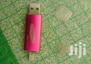 Samsung 64 GB Pink Flashdisk | Accessories for Mobile Phones & Tablets for sale in Central Region, Kampala