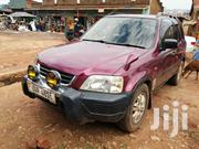 New Honda CR-V 1997 2.0 Automatic Red | Cars for sale in Central Region, Kampala