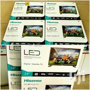 24 Inches Hisense Digital And Satellite Flat Screen TV | TV & DVD Equipment for sale in Central Region, Kampala