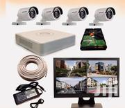 4 Channel Camera Installation Christmas Offer | Security & Surveillance for sale in Central Region, Kampala