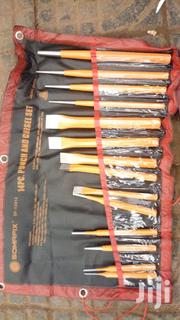 Punch And Chisel Set   Vehicle Parts & Accessories for sale in Central Region, Kampala