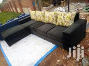 Army Flowered Sofa | Furniture for sale in Central Region, Kampala
