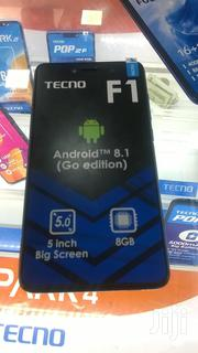New Tecno F1 16 GB Black | Mobile Phones for sale in Central Region, Kampala