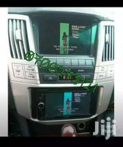 Car Radio Fitted In Harrier New Model. | Vehicle Parts & Accessories for sale in Central Region, Kampala