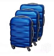 A Set Of 3 Luggage Travel Bags Big,Medium & Small  Blue | Clothing for sale in Central Region, Kampala