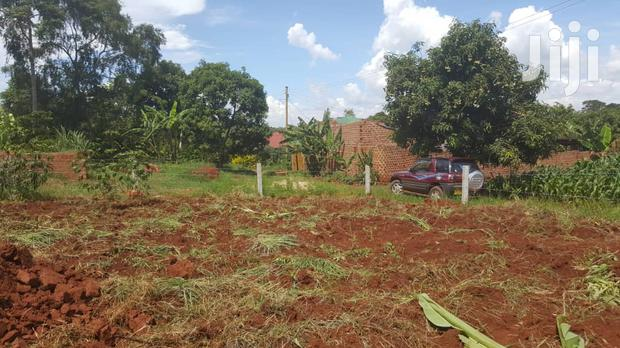 Very Nice Plot On Quick Sale After Munyonyo On Ntebe Expres With Title