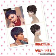 Brazilian Curly Bob Wigs And Brazilian Wig | Hair Beauty for sale in Central Region, Kampala