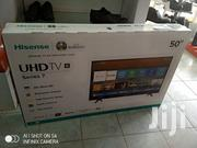 Hisense 50 Inch 4k Ultra HD Smart Tv With Inbuilt Wifi | TV & DVD Equipment for sale in Central Region, Kampala